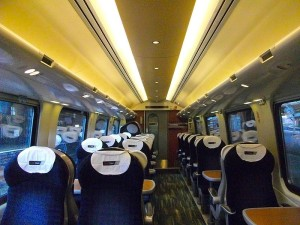 InterCity Super Voyager, 1ra Classe