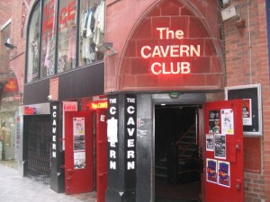 The Cavern Club em Liverpool