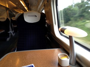 Virgin Trains 1ra classe