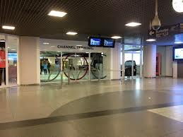 Terminal de Eurostar em Midi (Bruxelas)