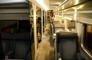 TGV Lyria, 1ra classe