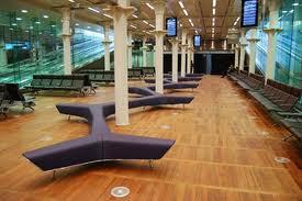 Terminal Eurostar em St Pancras (Londres)