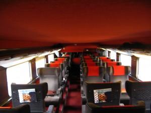TGV Primeira Classe