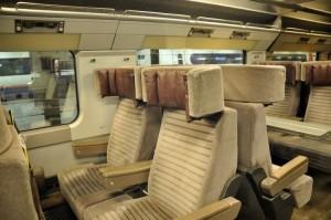 Eurostar, 1ra Classe