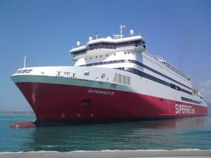 Ferry Bari-Patras