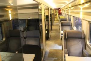 TGV, 1ra Classe