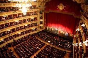 La Scala de Milan