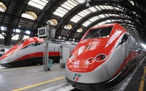 Trens Frecciarossa