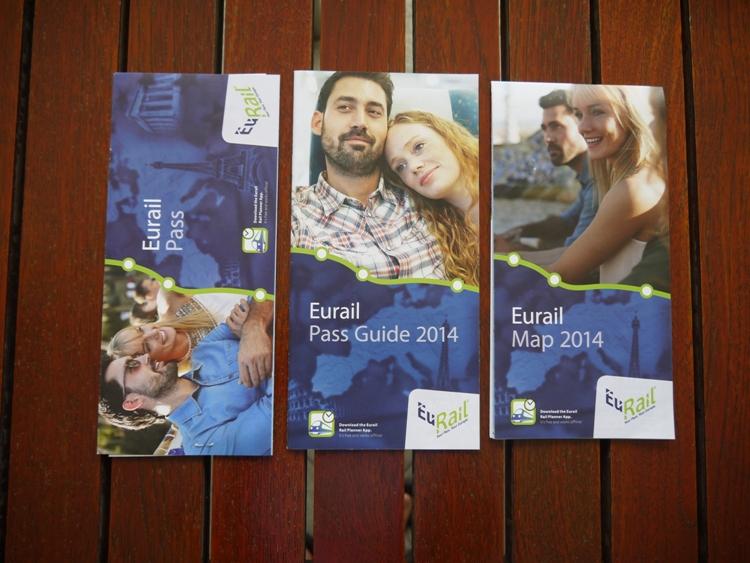 Informação sobre Eurail Pass