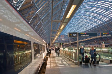 Recomendações quando for viajar de trem pela europa 2