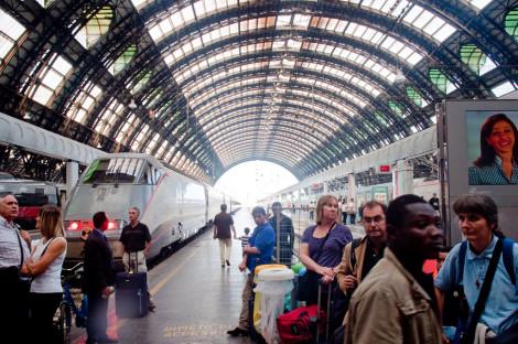 Recomendações quando for viajar de trem pela europa