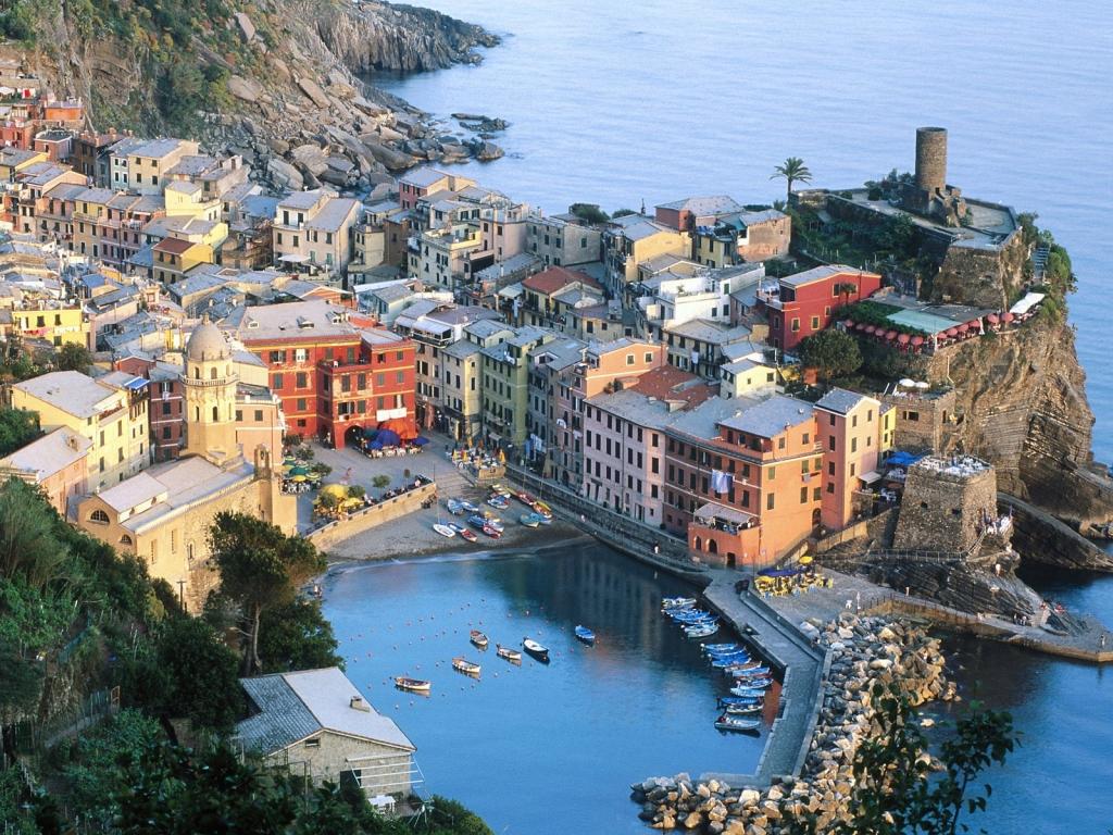 Trens Na Italia