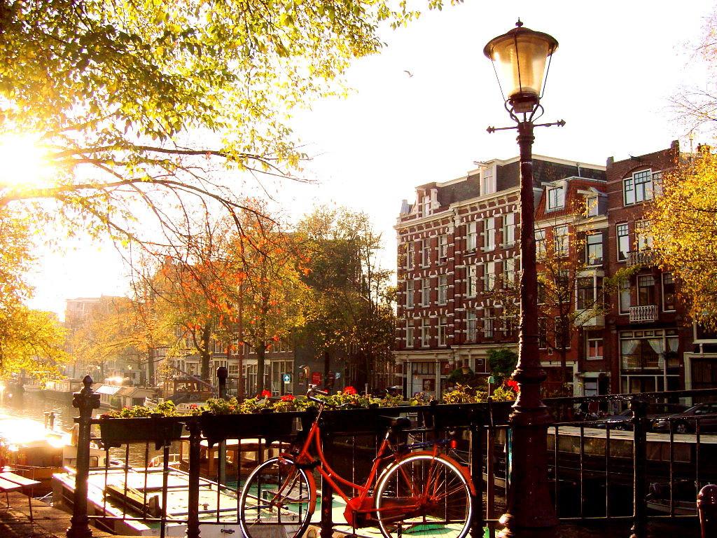 Trens Em Amsterdam